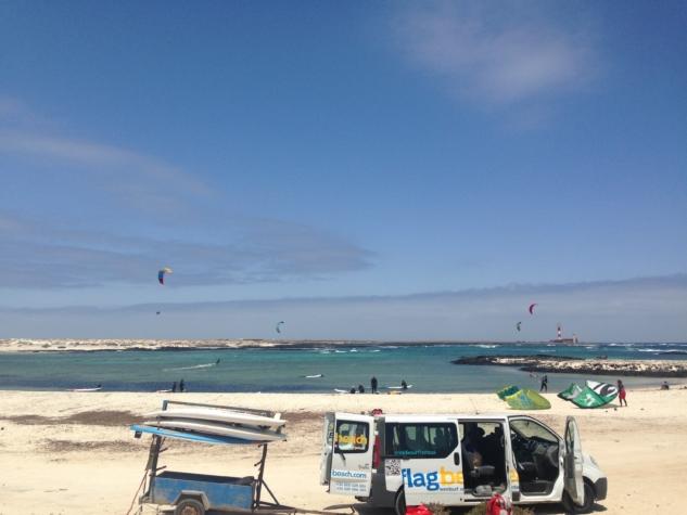 El Cotillo Surf Spot