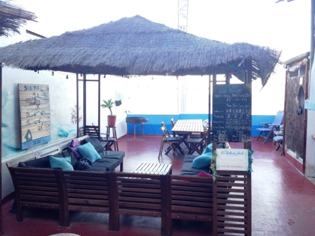 La Ventana Azul Surf Hostel