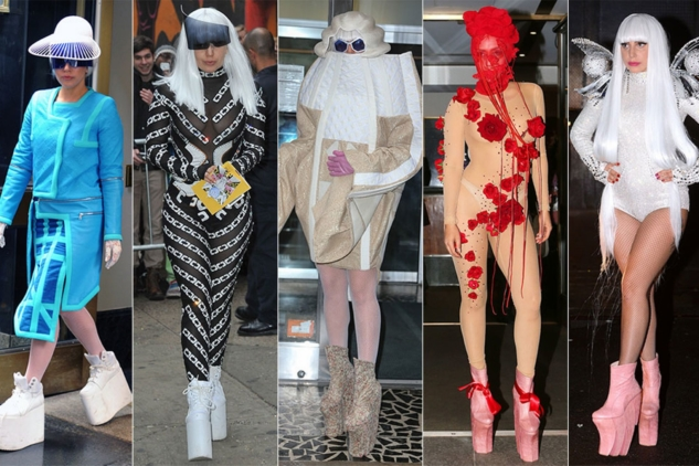 Lady-Gaga-sokak