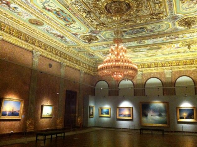 Ayvazovski Salonu