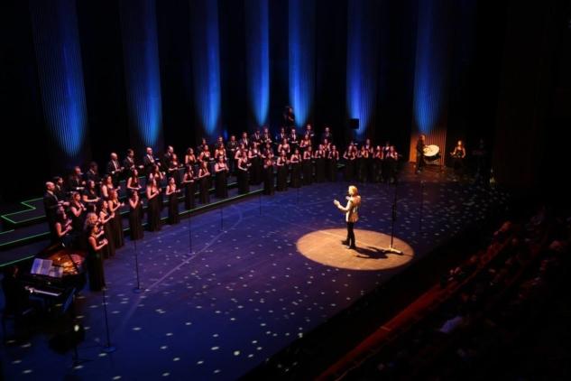 Eric Whitacre ve Rezonans – Cloudburst