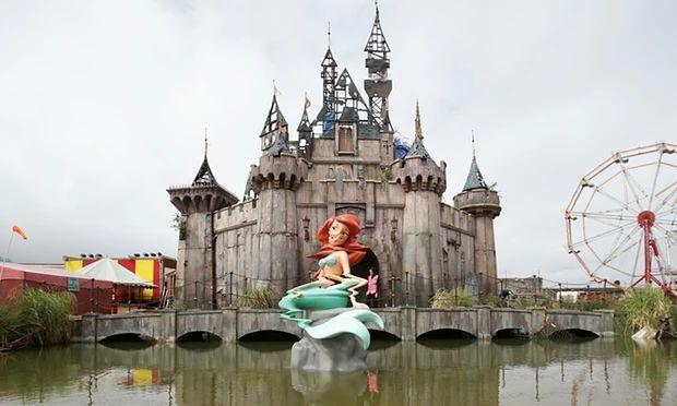 Hayat Bir Masal Değildir!: Banksy'nin Moral Bozan Parkı Dismaland