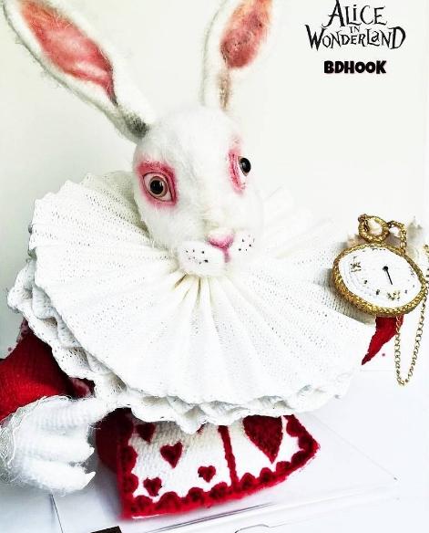 bdhook alice tavşan