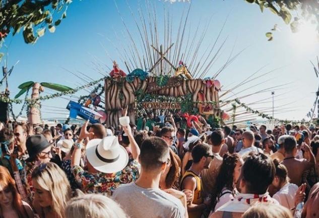 BPM Portugal: 84 Saatlik Festival