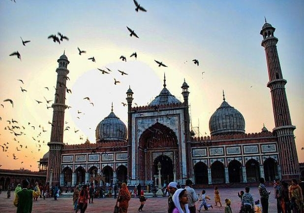 Hindistan'ın Kalbi: Delhi