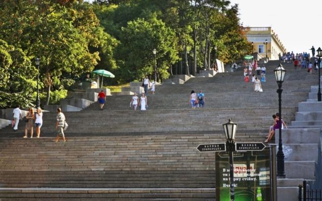 odessa steps