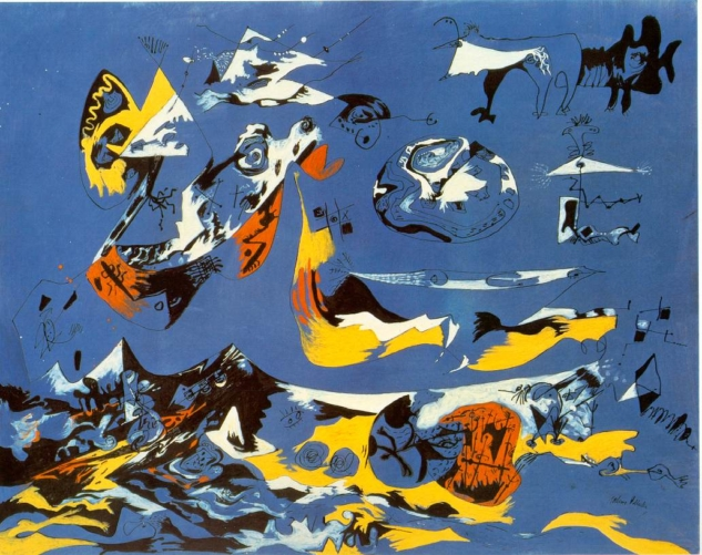 pollock.moby dick