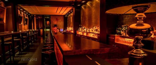 Reingold Cocktail Bar | Fotoğraf: Deniz Yavuz Bostanoğlu