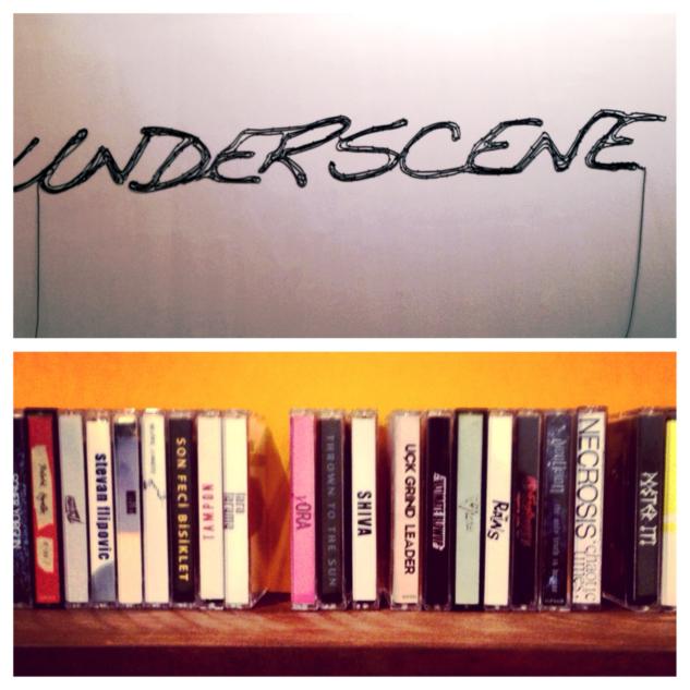 underscene