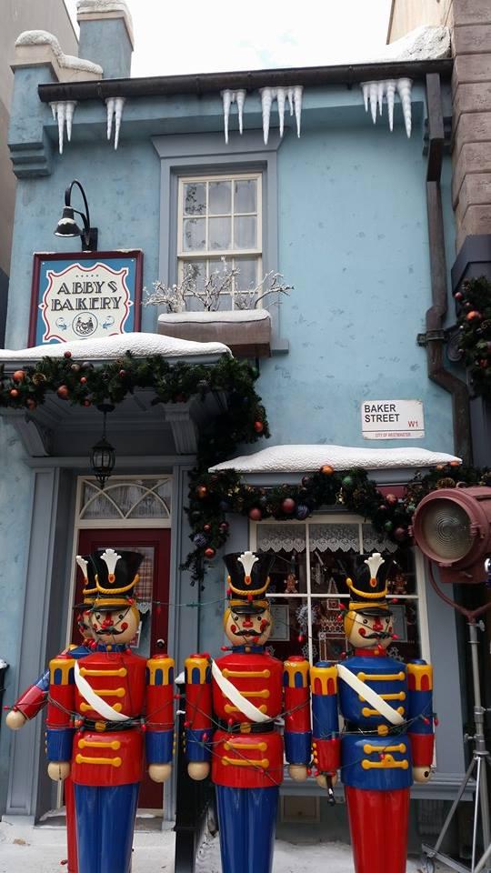 Universal Studios'tan kareler