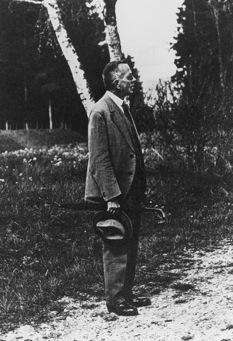Walser, Robert – Schrifsteller, Schweiz