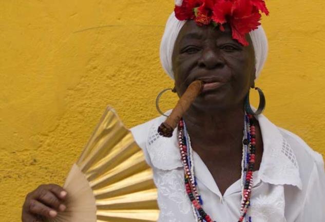 Renk Cümbüşü Küba!