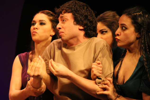 Antonius ve Kleopatra 3