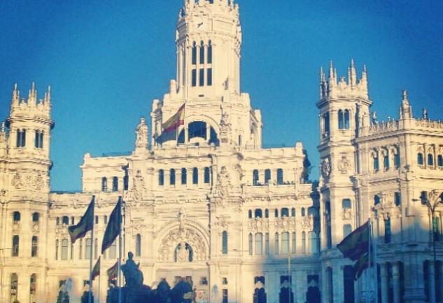 Madrid & Toledo!