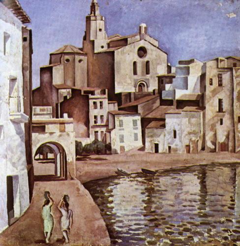 Port Alguer 1924