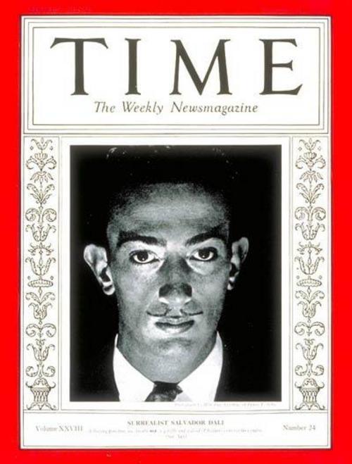 Salvador Dali – Time Kapak