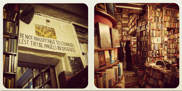 Shakespeare and Company – Paris