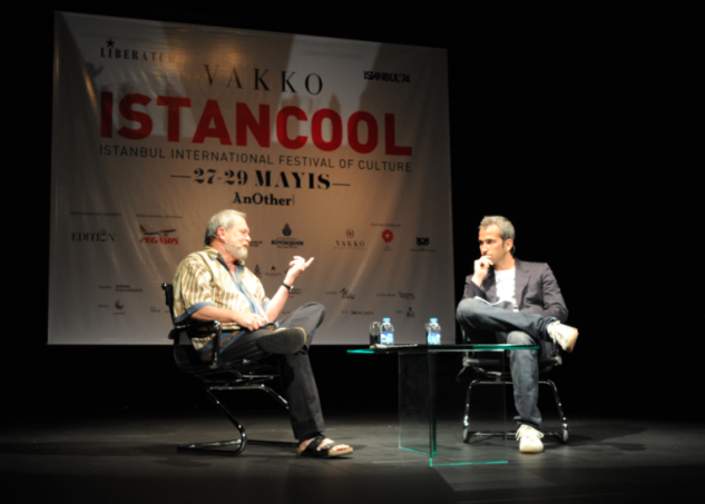Terry Gilliam – Alphan Eseli