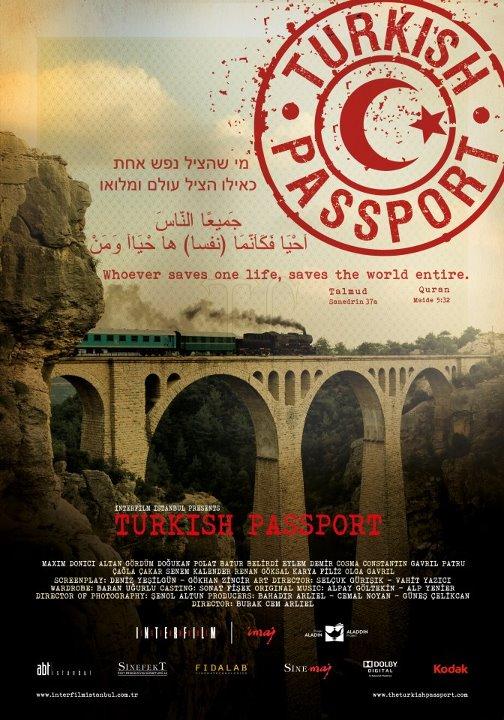 Turk Pasaportu Afis