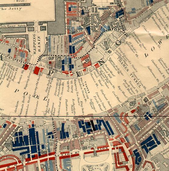 1889'da Wapping
