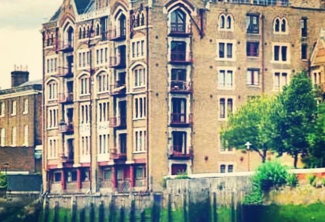 Londra'nın Güzel Köşesi: Wapping