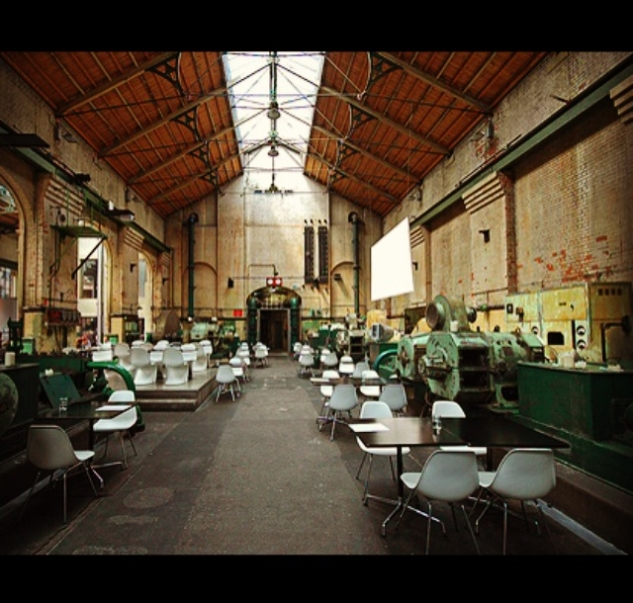 Wapping Food