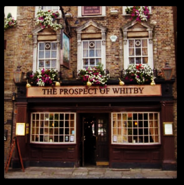 Prospect of Whitby Pub