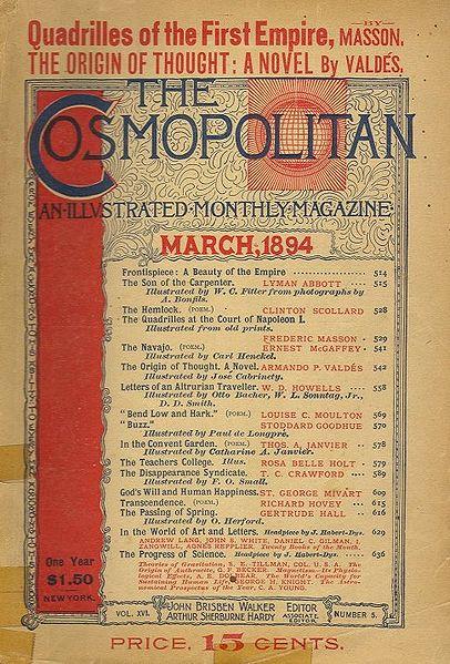Cosmopolitan 1894