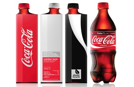 Coca-Cola Design by Andrew Kim