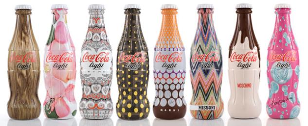 Coca-Cola Fashion Designs