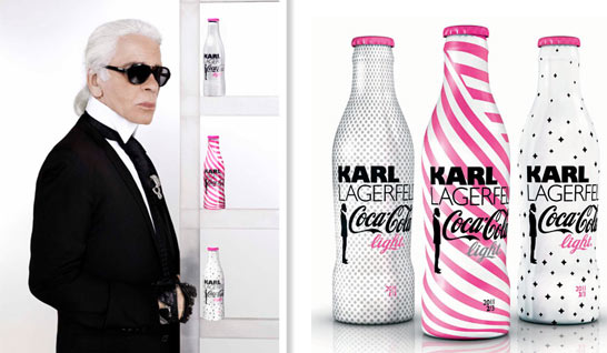 Coca Cola Light by Karl Lagerfeld
