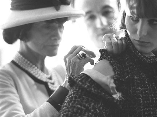 Coco Chanel by Douglas Kirkland