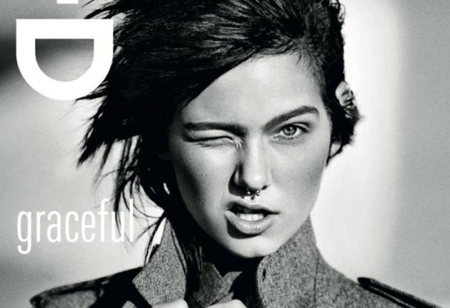 Ezber Bozan Dergi: i-D Magazine