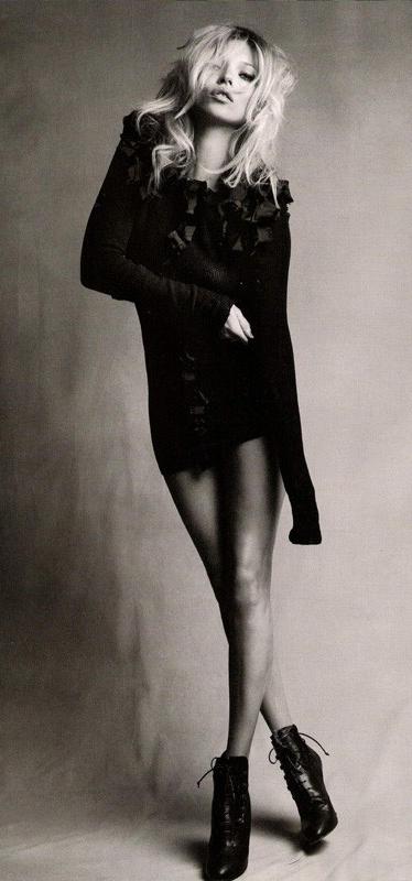 Kate Moss – Vogue UK