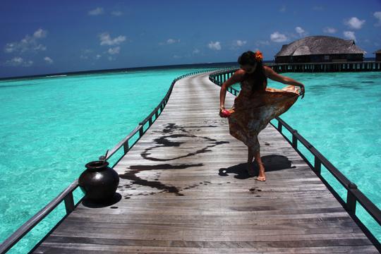 Hint Okyanusu'nun İncileri: Maldivler
