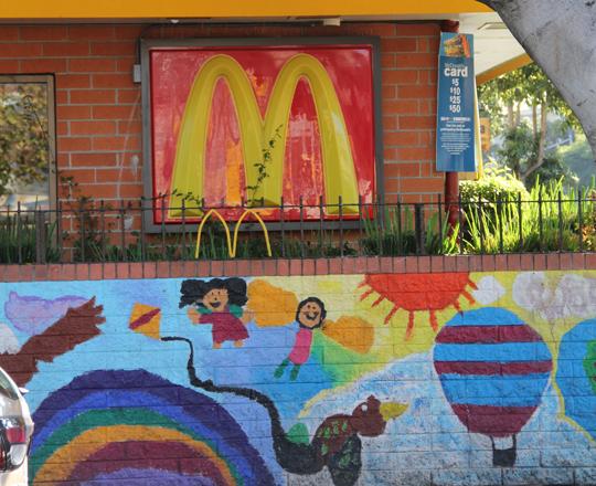 Mission – McDonalds