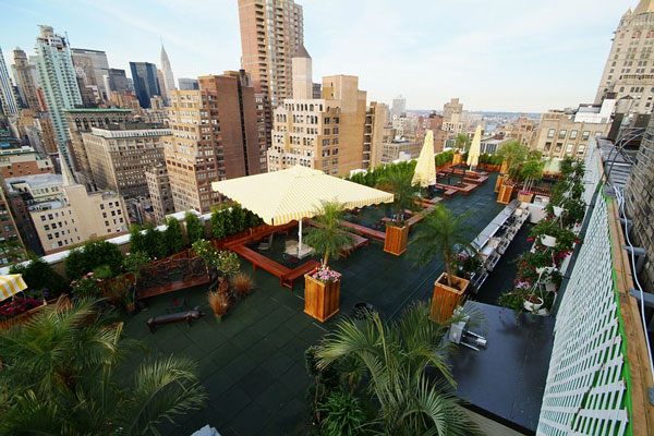 230 Fifth Rooftop Garden Bar