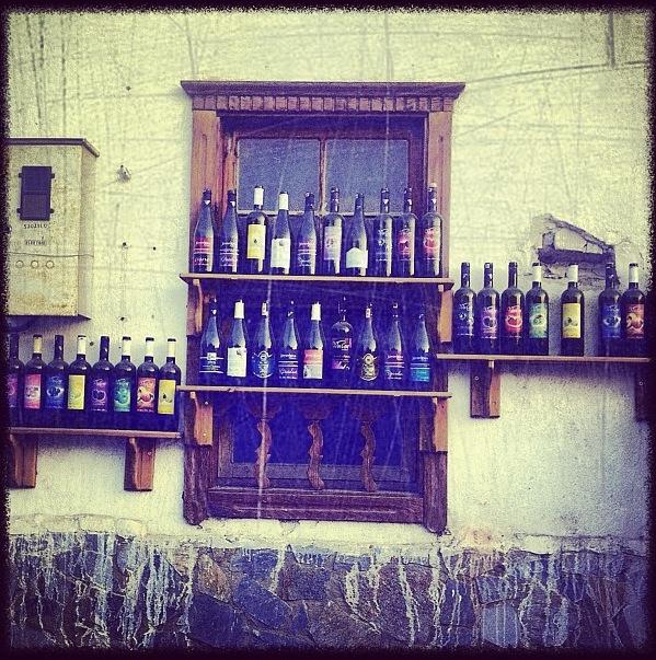 Şirince Şarapları by Macide Canan