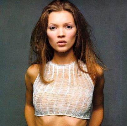Yılların En Hip Görünümleri Ve 2000'ler: Kod Adı Skinny Olmak