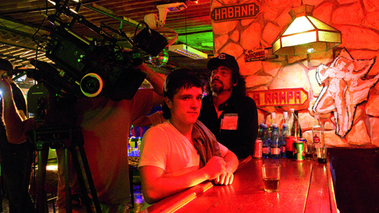 Havana'da 7 Gün : Benicio Del Toro – El Yuma