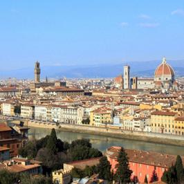 Floransa: Küçük İtalyan'da Geçen İki Harika Gün