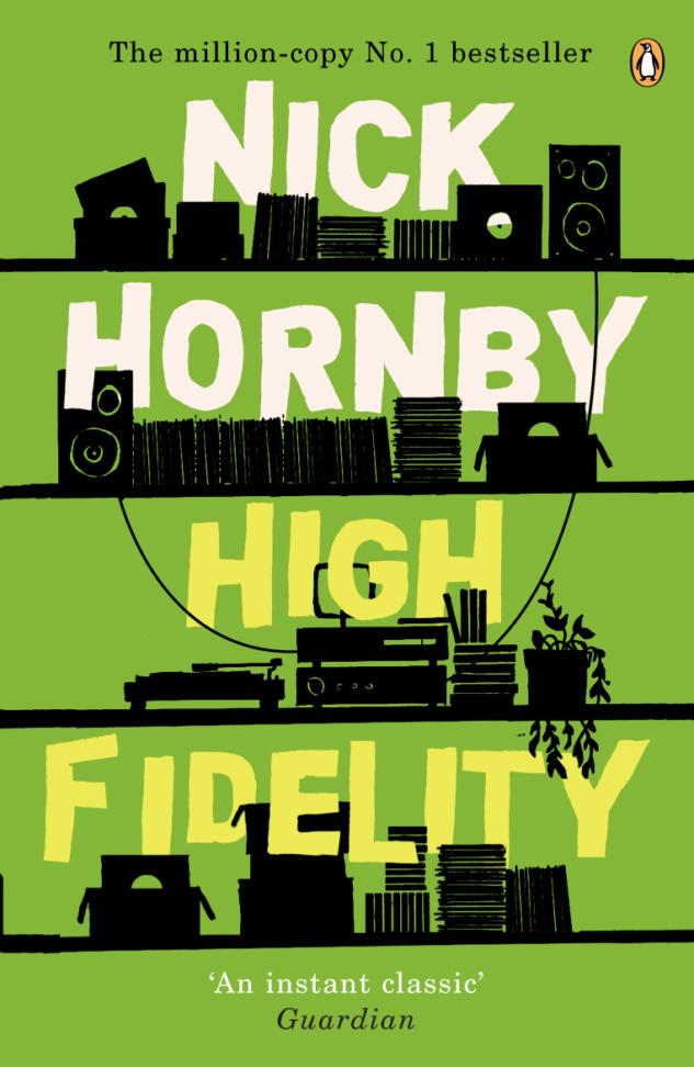 Nick Hornby – High Fidelity
