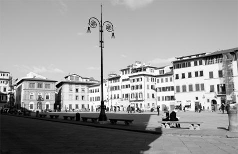 Santa Croce – Floransa