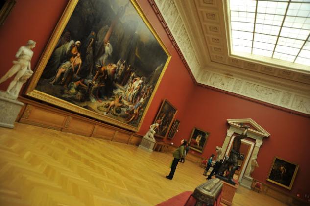 St. Petersburg  – Hermitage Museum