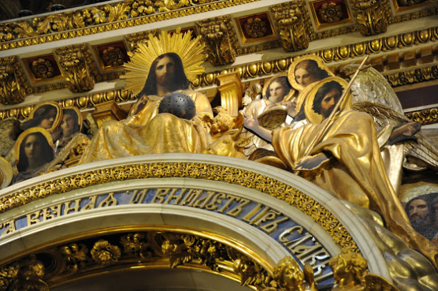 St. Petersburg – Kazansky Katedrali