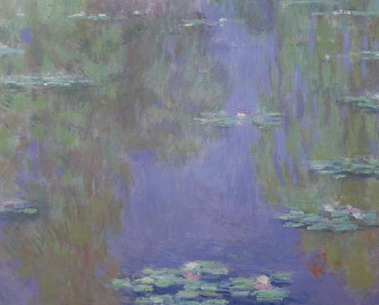 Monet'nin Bahçesi'ne Buyurmaz Mısınız?