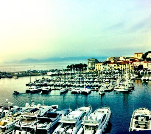 Cannes by @ (instagram)