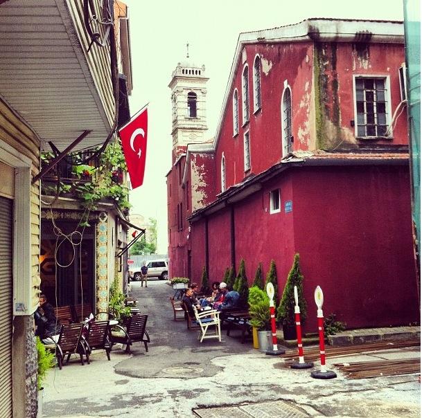 Karabatak – Karaköy