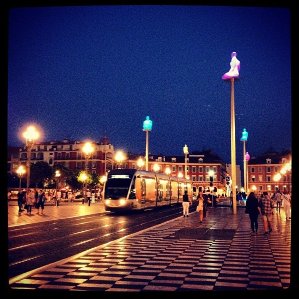 Nice – Place Masséna by @alflavor (instagram)