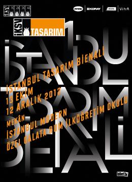 istanbul tasarım bienali